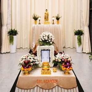 Gói dịch vụ tang lễ cơ bản