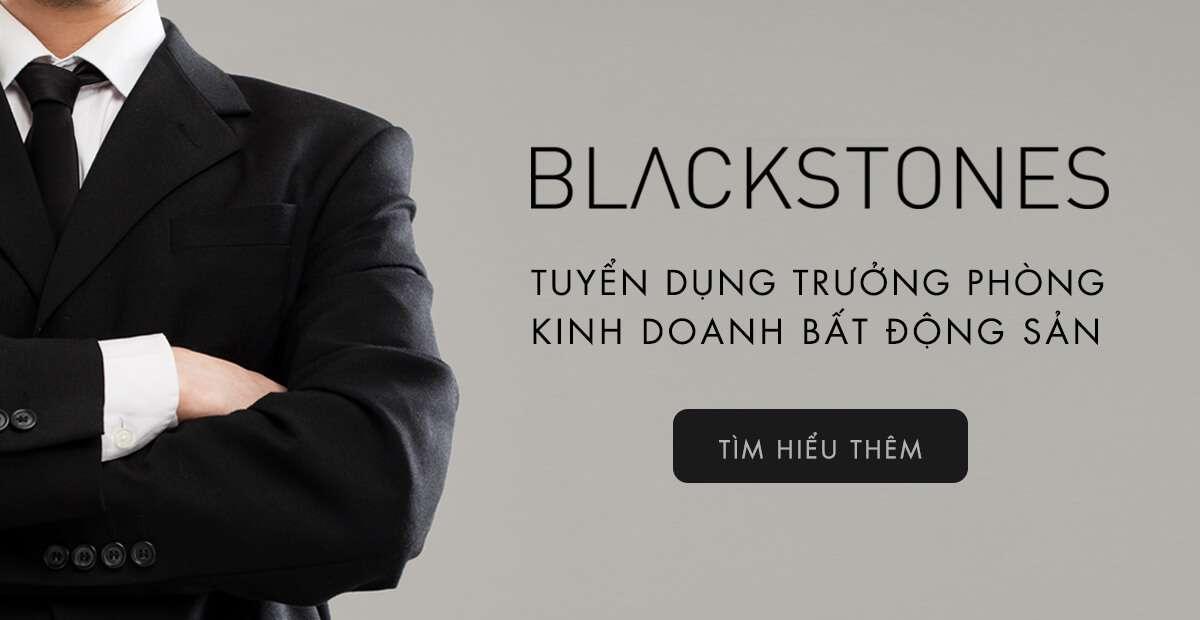 Blackstones tuyển dụng