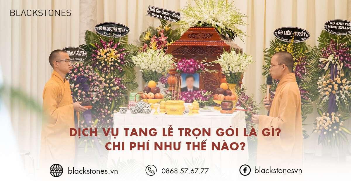 Chi phí dịch vụ tang lễ trọn gói tại TP.HCM