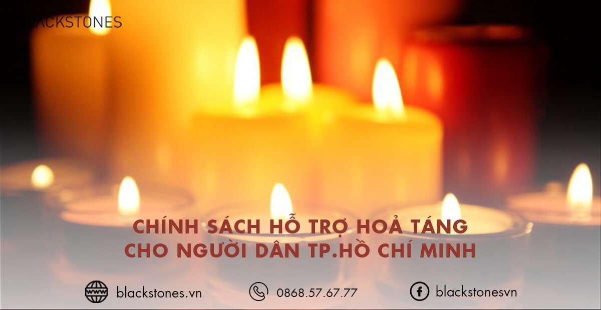 Chính sách hỗ trợ hoả táng cho người dân TP.Hồ Chí Minh