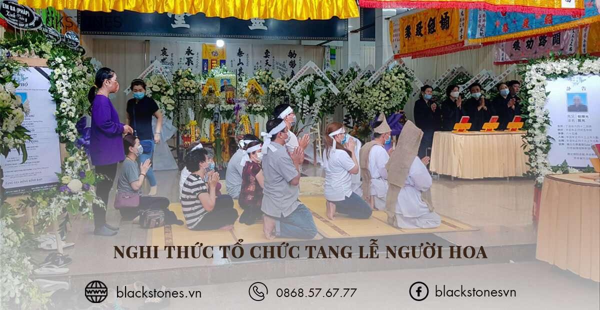 Nghi thức tổ chức tang lễ người Hoa