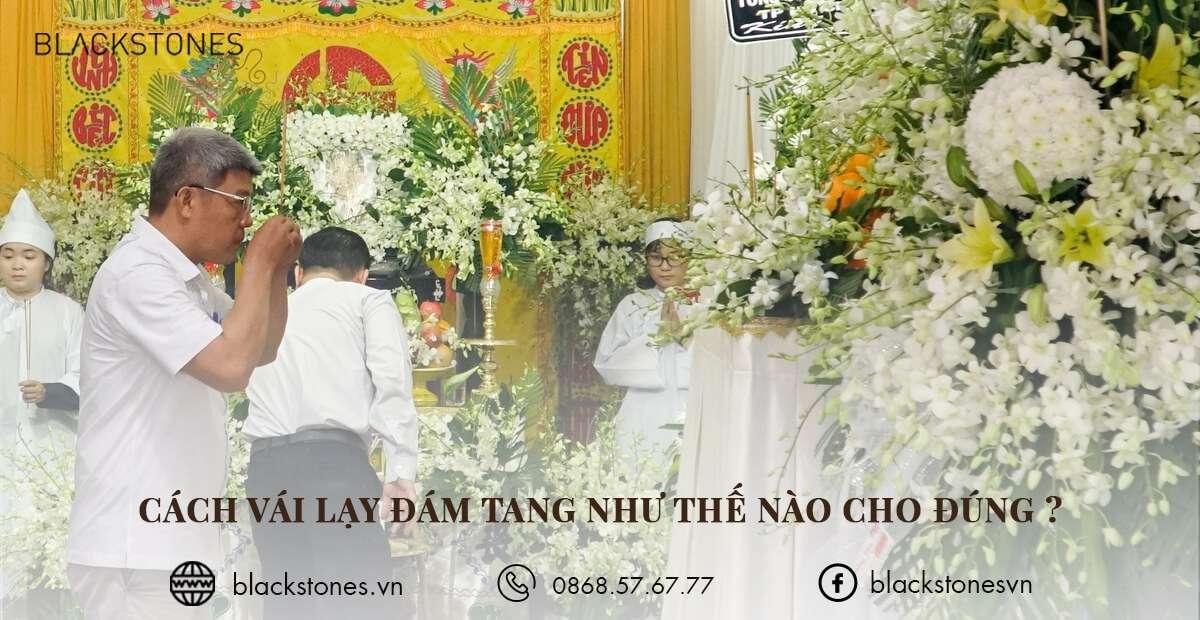 Cách vái lạy đám tang như thế nào cho đúng?