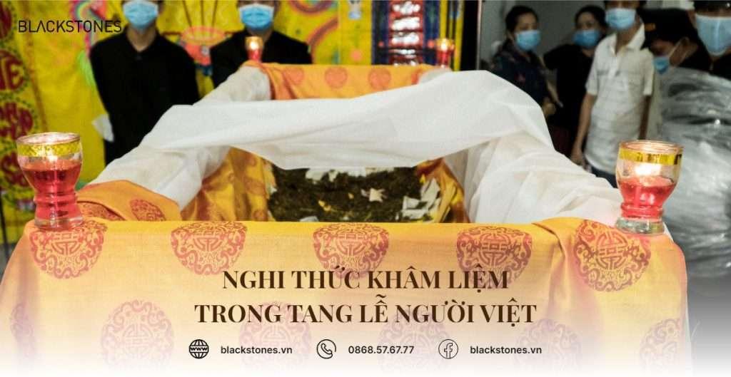 Nghi thức khâm liệm trong tang lễ người Việt