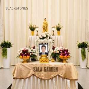Gói an táng đặc biệt tại Sala Garden