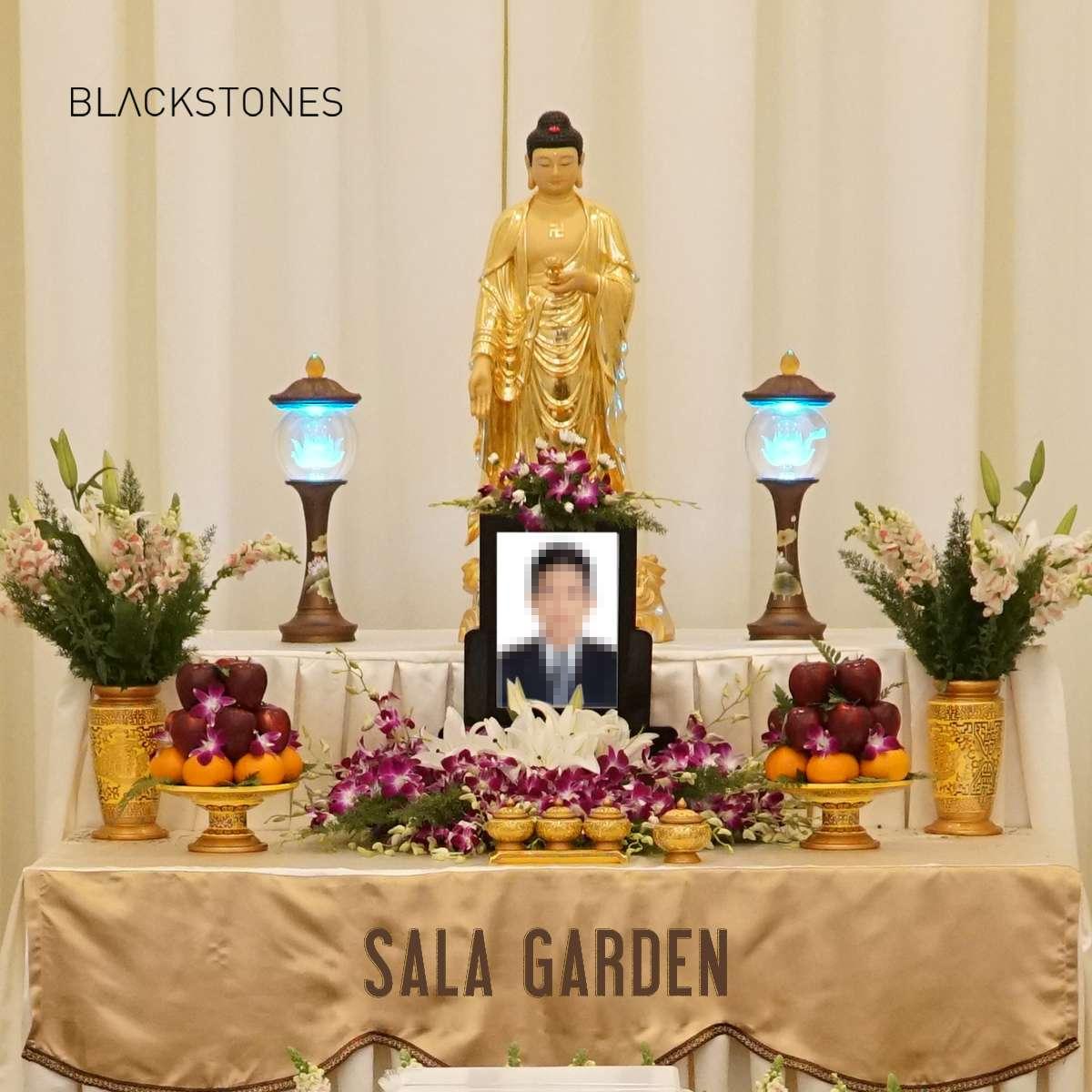 Gói an táng tại Sala Garden